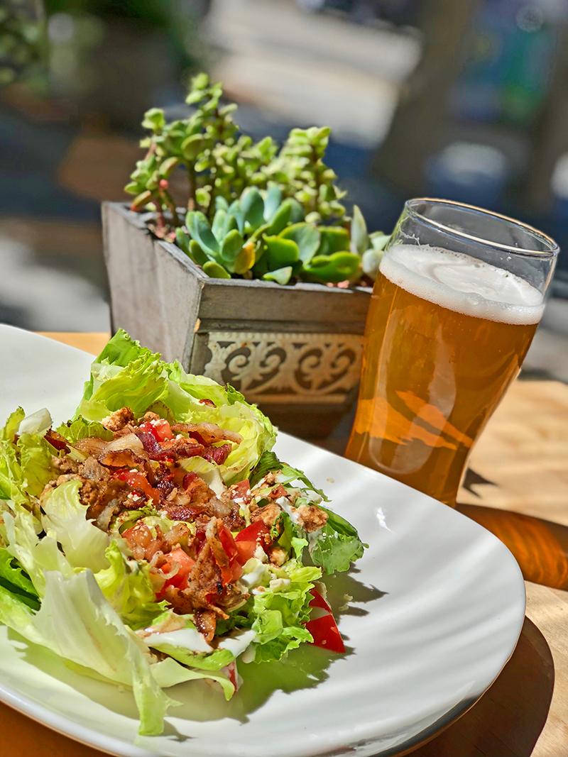 Hops & Session Salad
